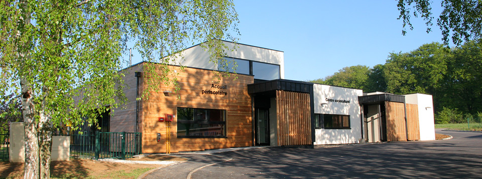 <b>Centre socioculturel et accueil périscolaire</b>